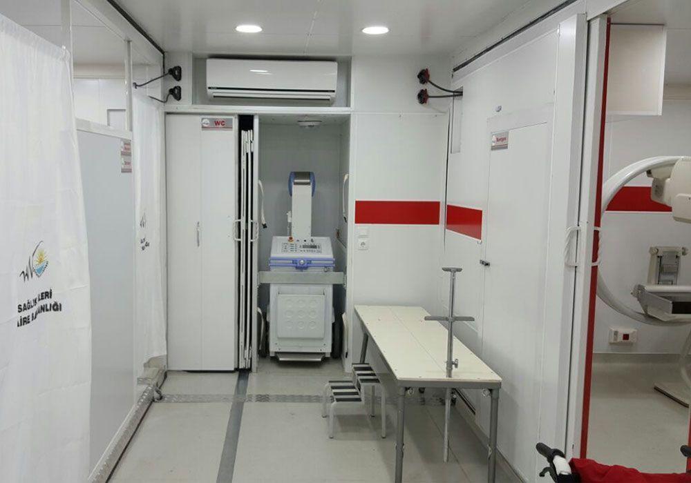 Mobil Hastaneler