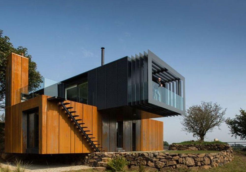 Modüler Ev