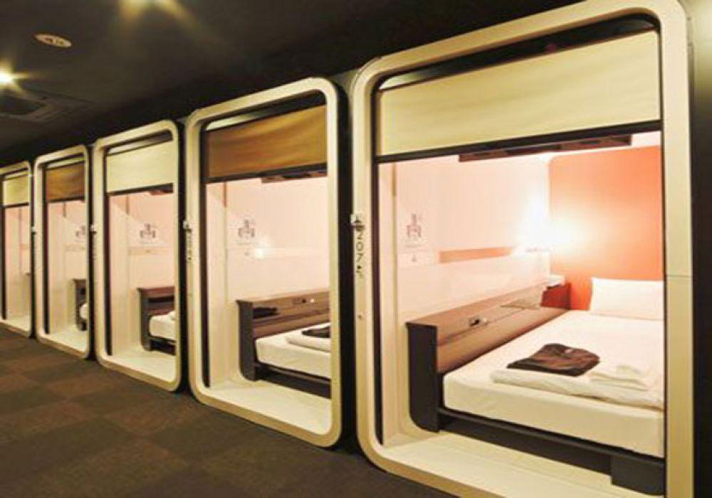 Modüler Otel, Modüler Yurt